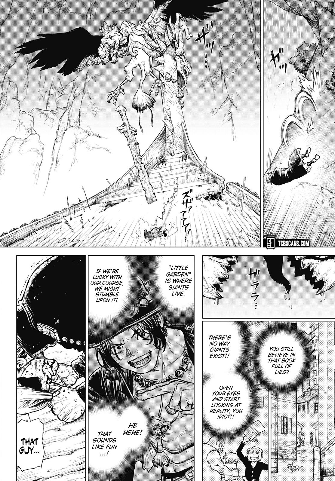 Ace Novel - Manga Adaptation Chapter 1 Page 20