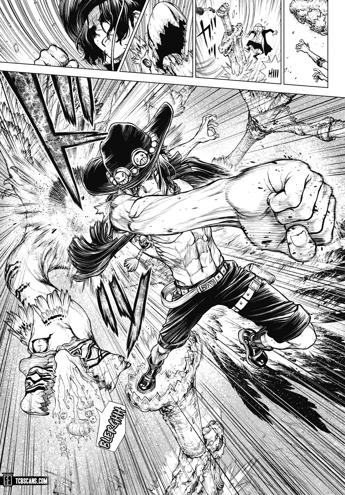 Ace Novel - Manga Adaptation Chapter 1 Page 23