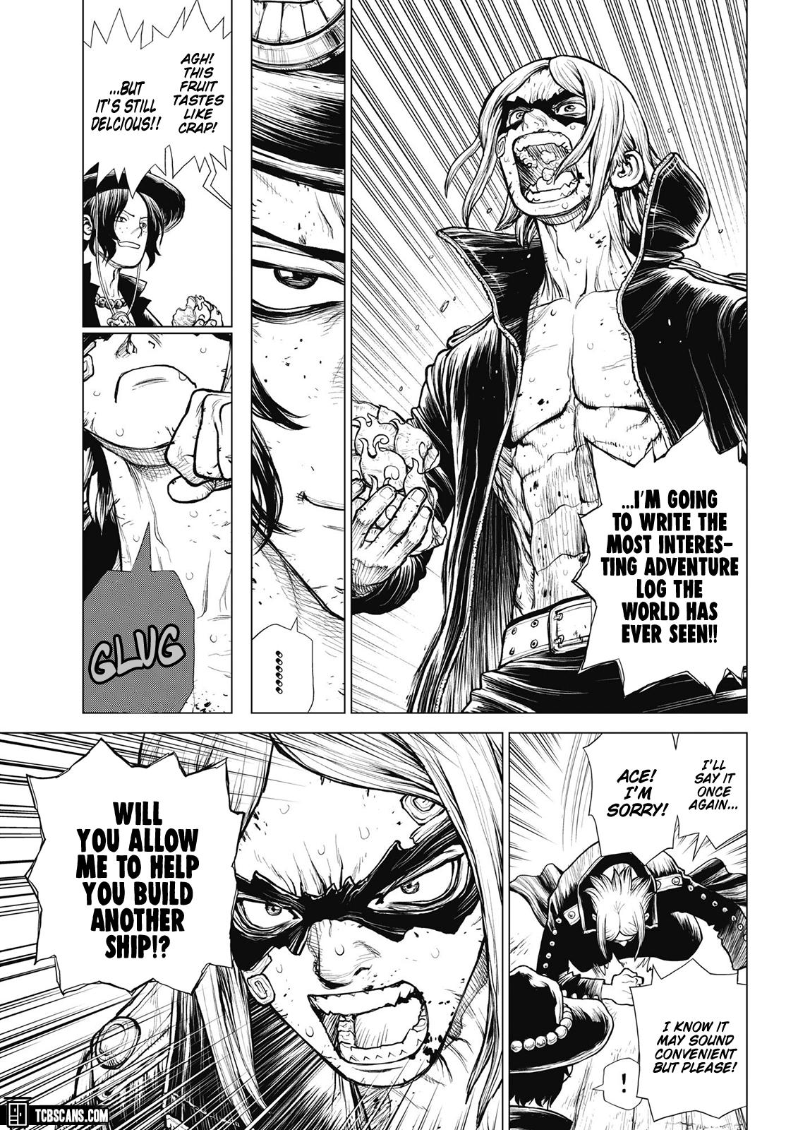 Ace Novel - Manga Adaptation Chapter 1 Page 31