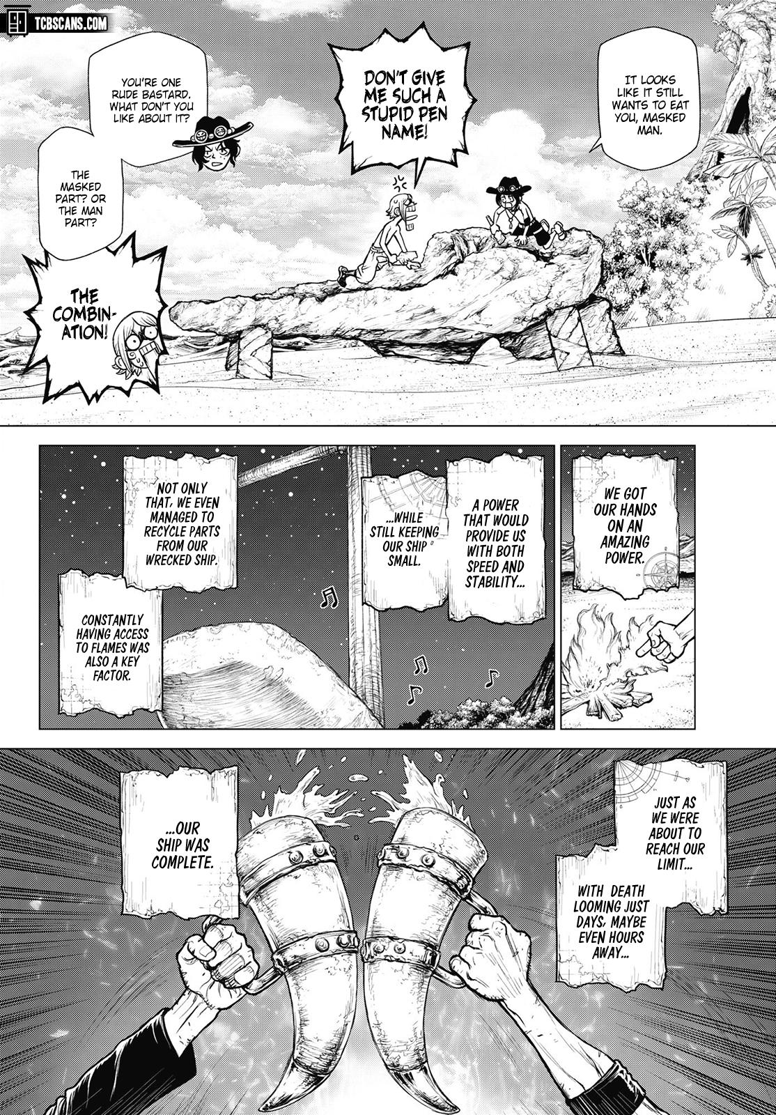 Ace Novel - Manga Adaptation Chapter 1 Page 37
