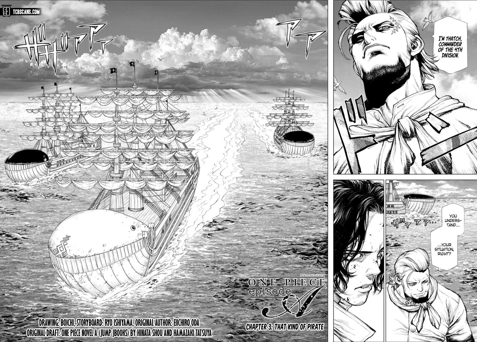 Ace Novel - Manga Adaptation Chapter 3 Page 4
