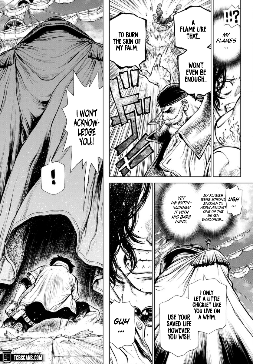 Ace Novel - Manga Adaptation Chapter 3 Page 15