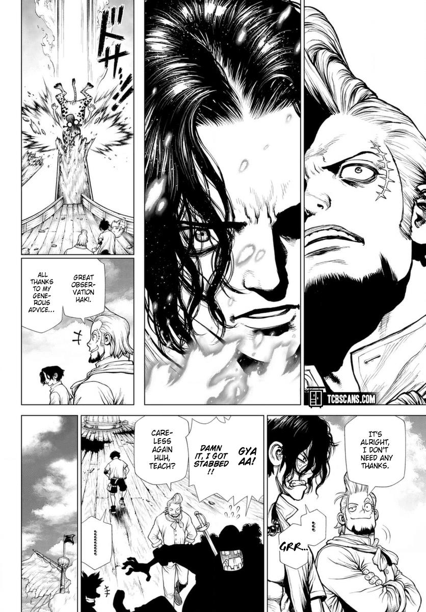 Ace Novel - Manga Adaptation Chapter 3 Page 23