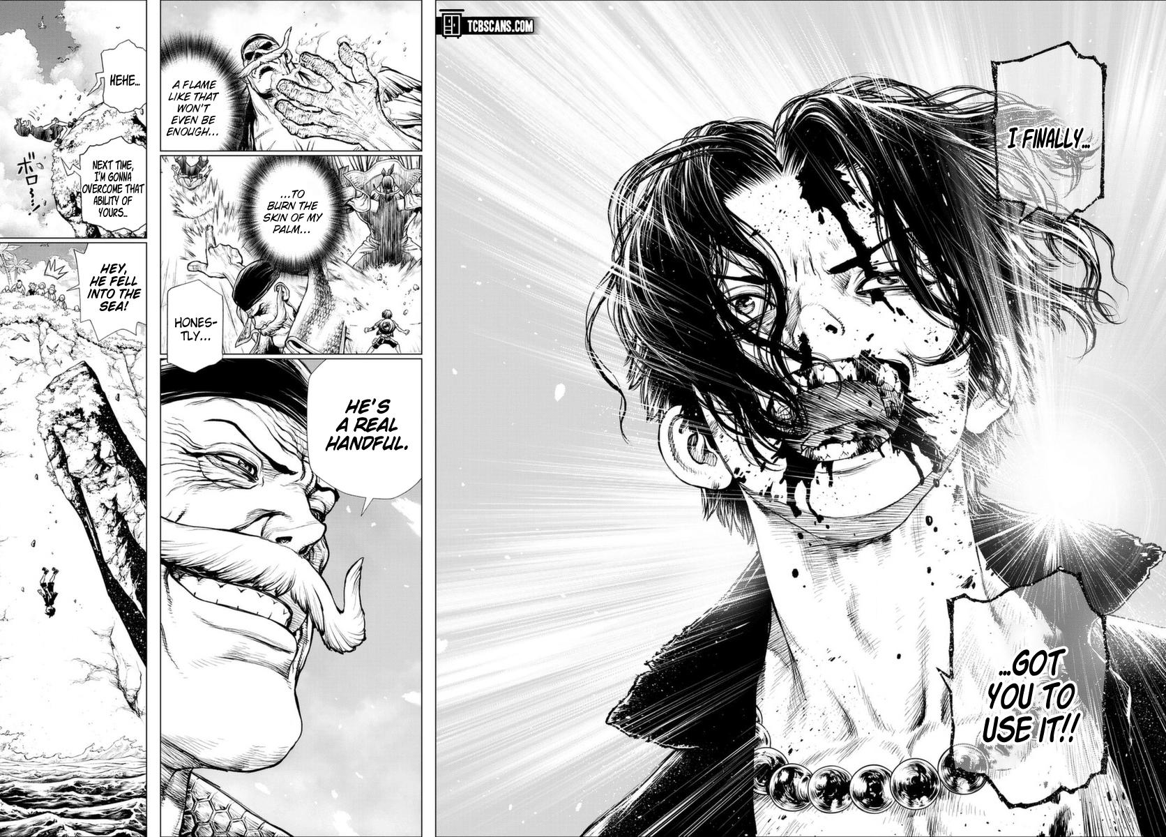 Ace Novel - Manga Adaptation Chapter 3 Page 45