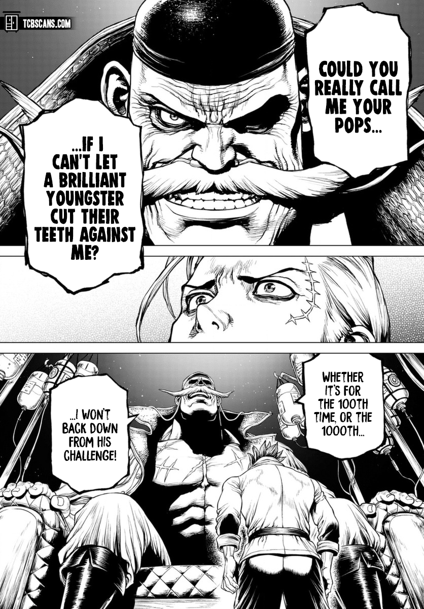 Ace Novel - Manga Adaptation Chapter 3 Page 50