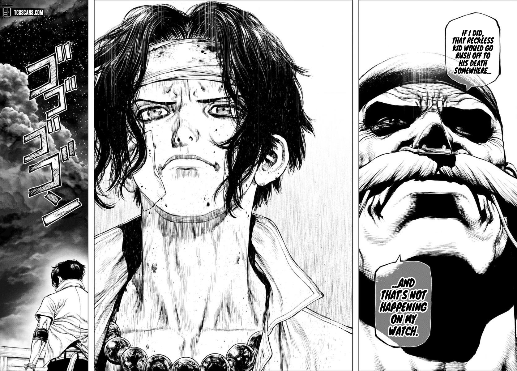 Ace Novel - Manga Adaptation Chapter 3 Page 51