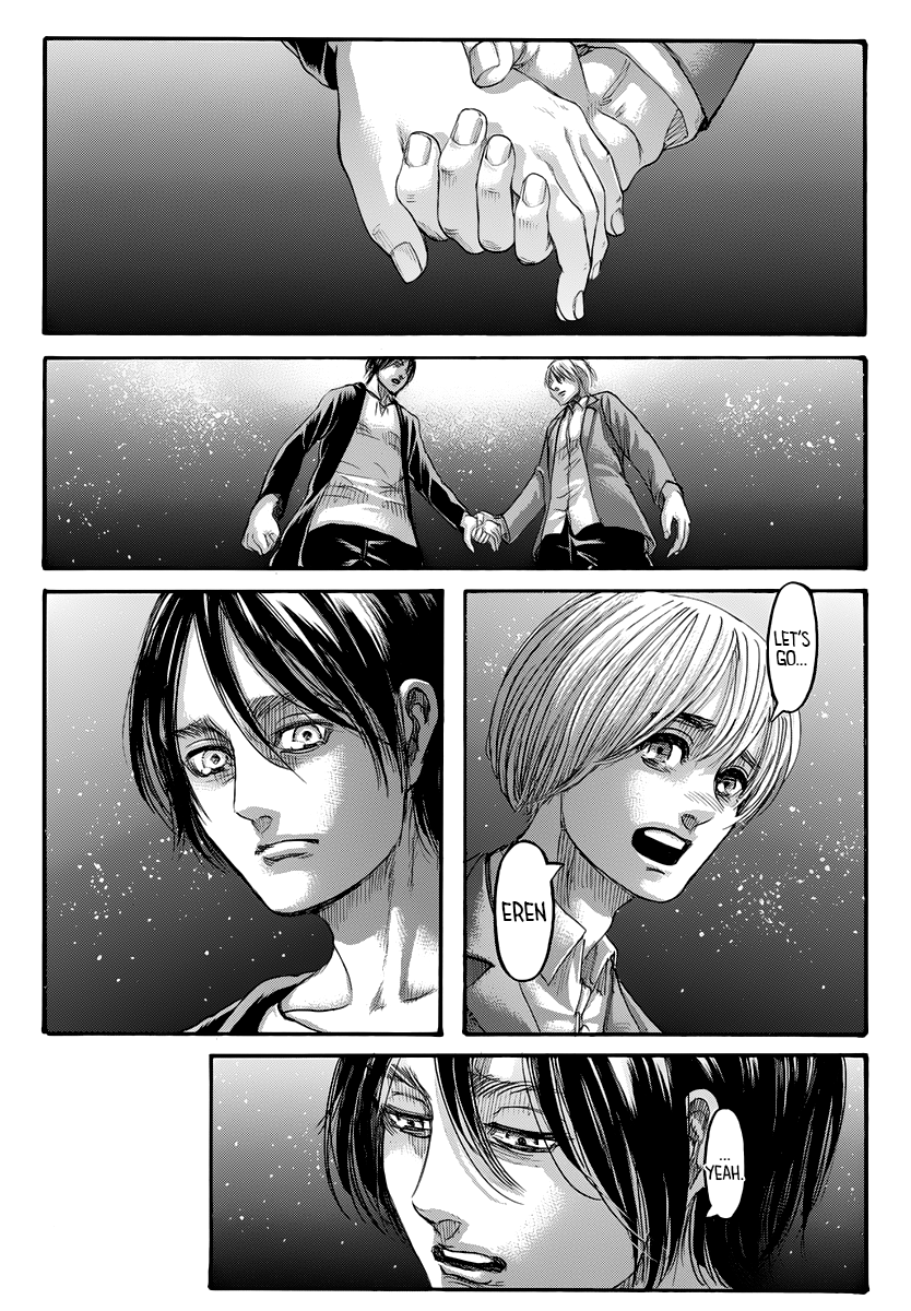 Attack on Titan Chapter 139 Page 11
