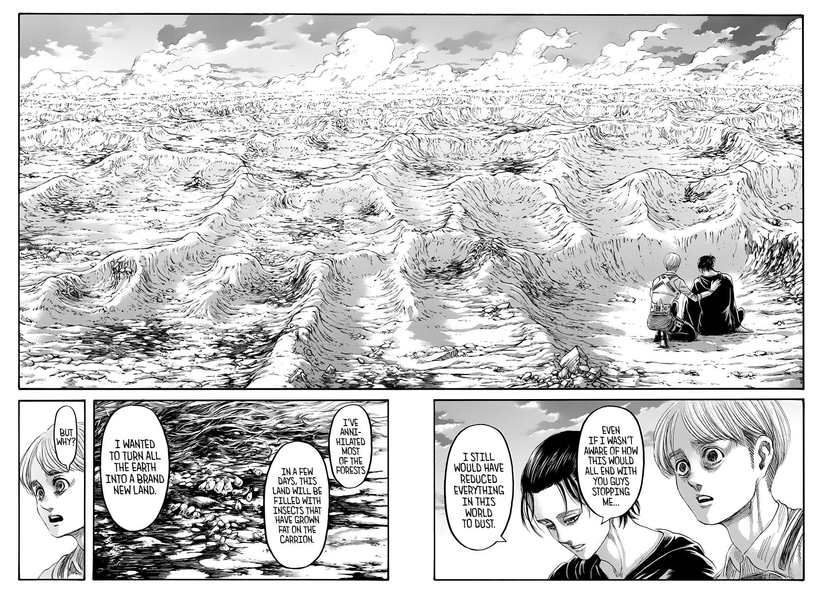 Attack on Titan Chapter 139 Page 16