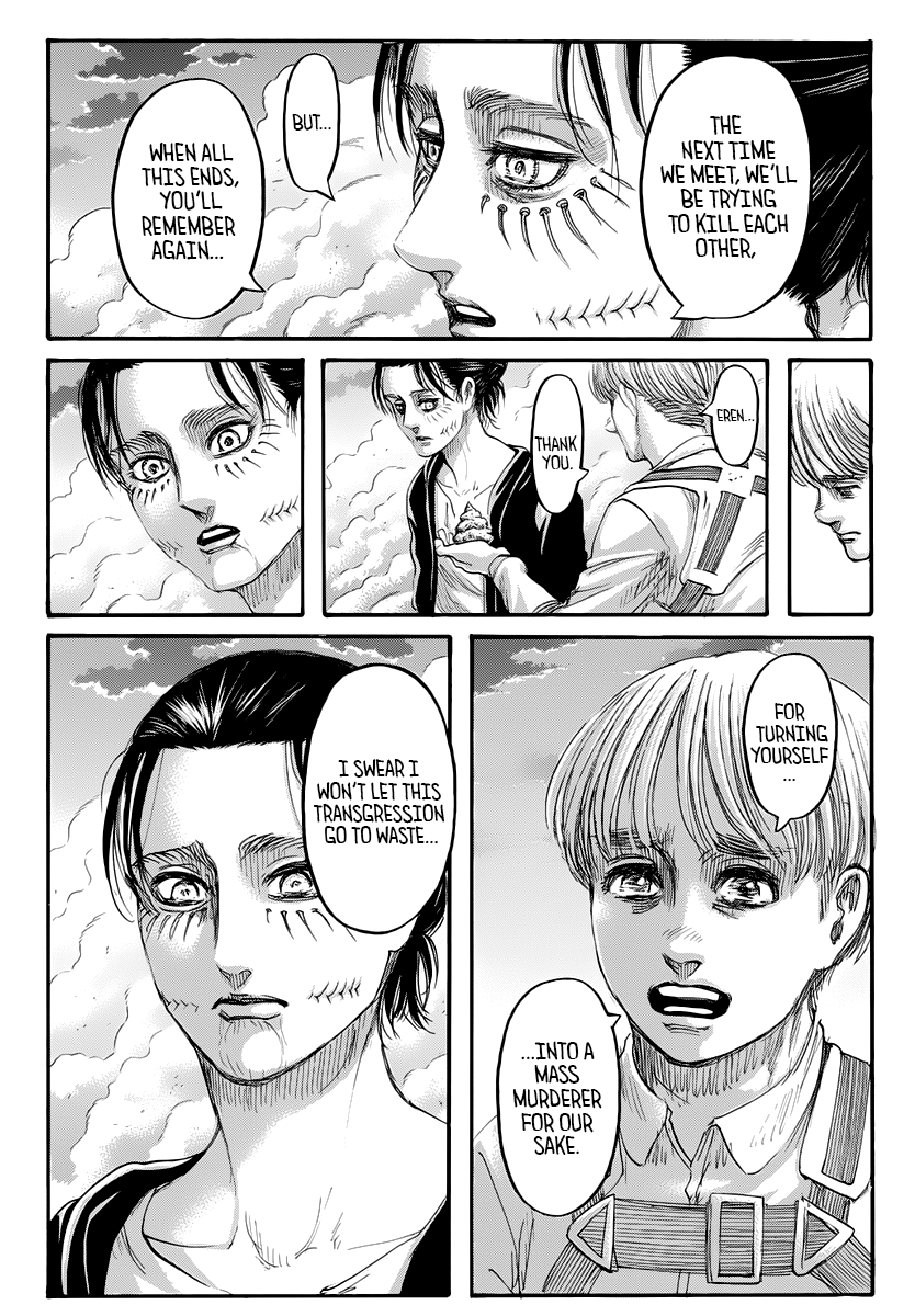 Attack on Titan Chapter 139 Page 18
