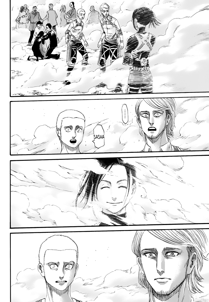 Attack on Titan Chapter 139 Page 30