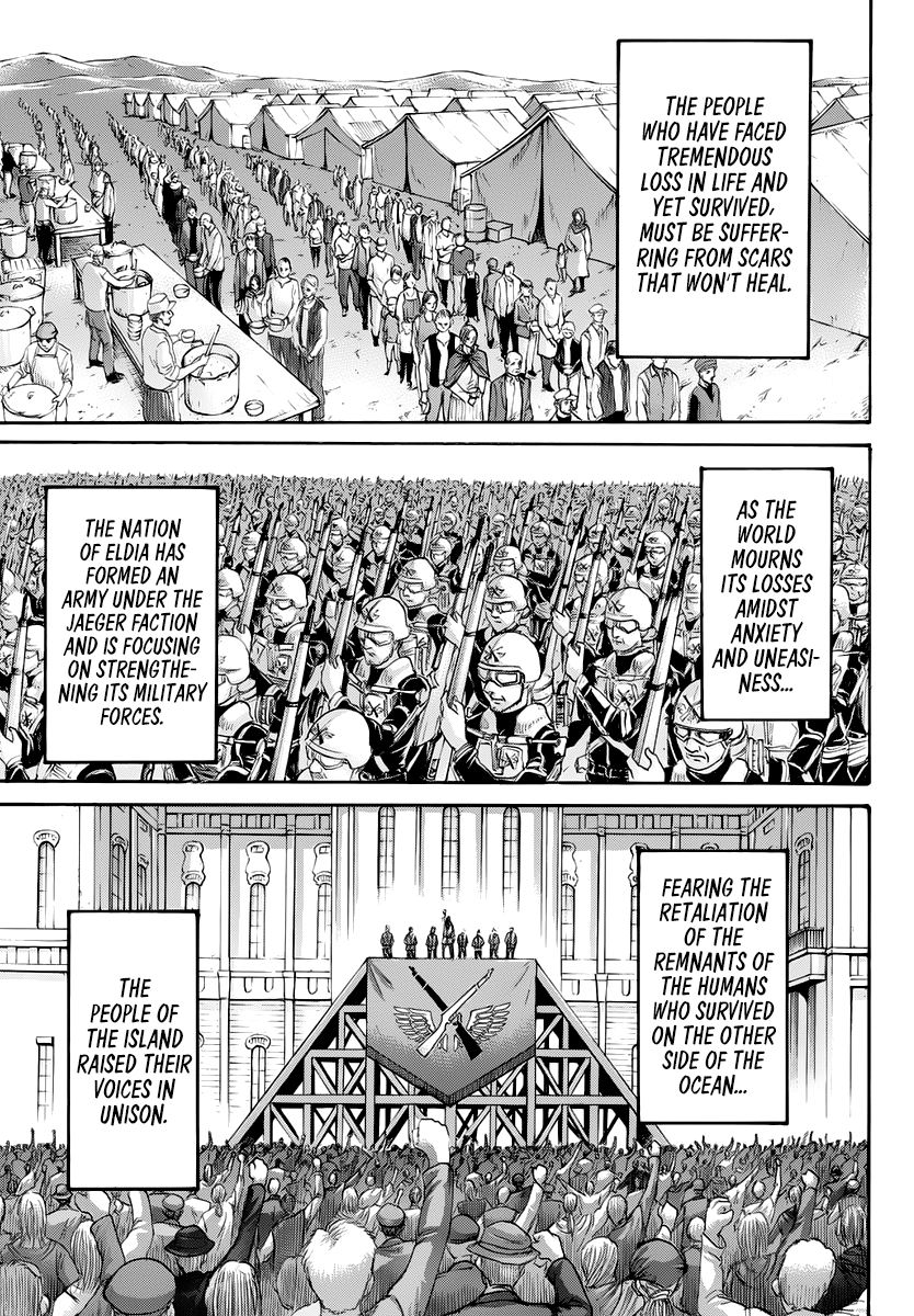 Attack on Titan Chapter 139 Page 41