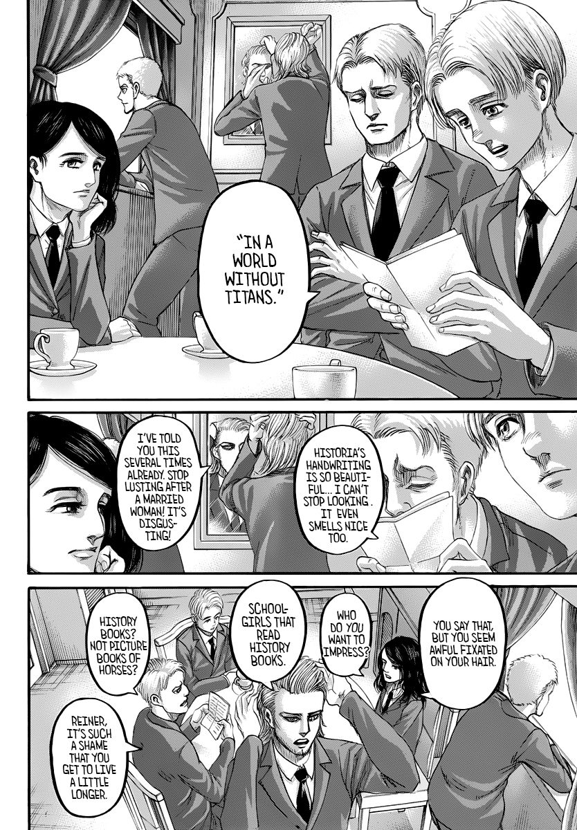 Attack on Titan Chapter 139 Page 44