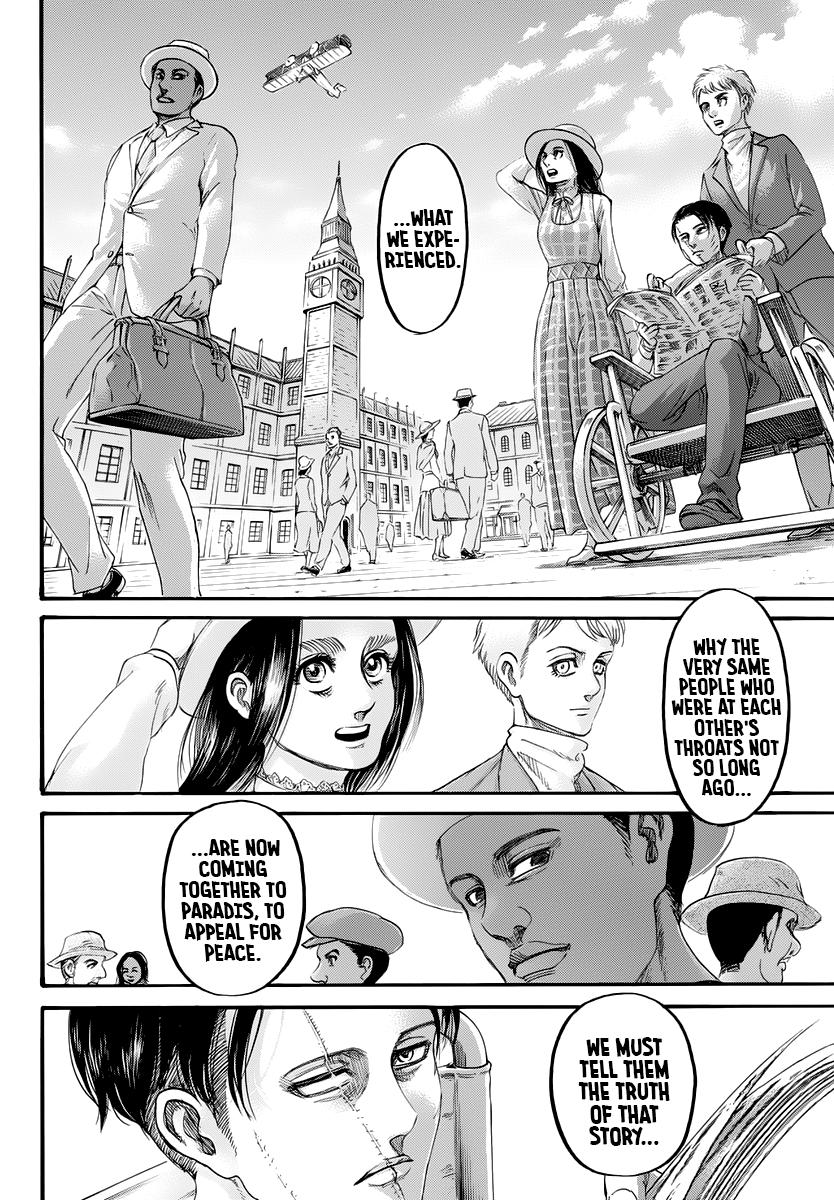 Attack on Titan Chapter 139 Page 46