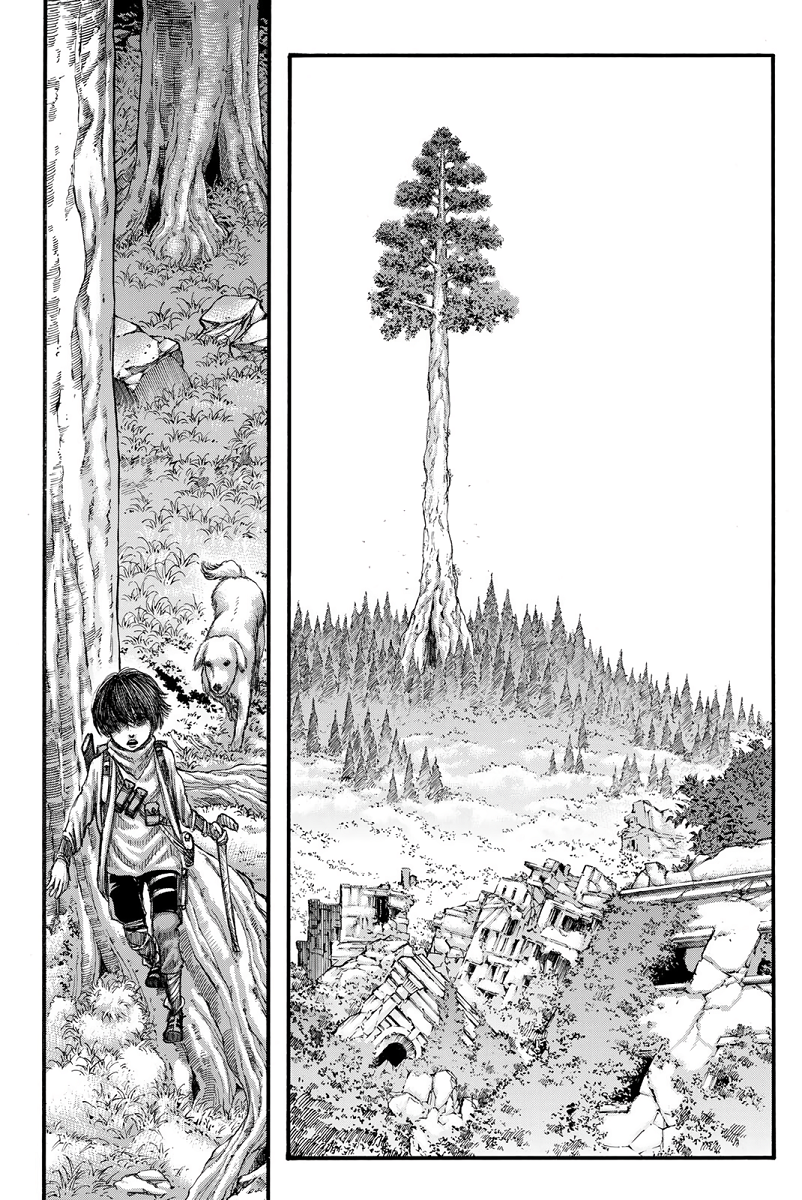 Attack on Titan Chapter 139 Page 54