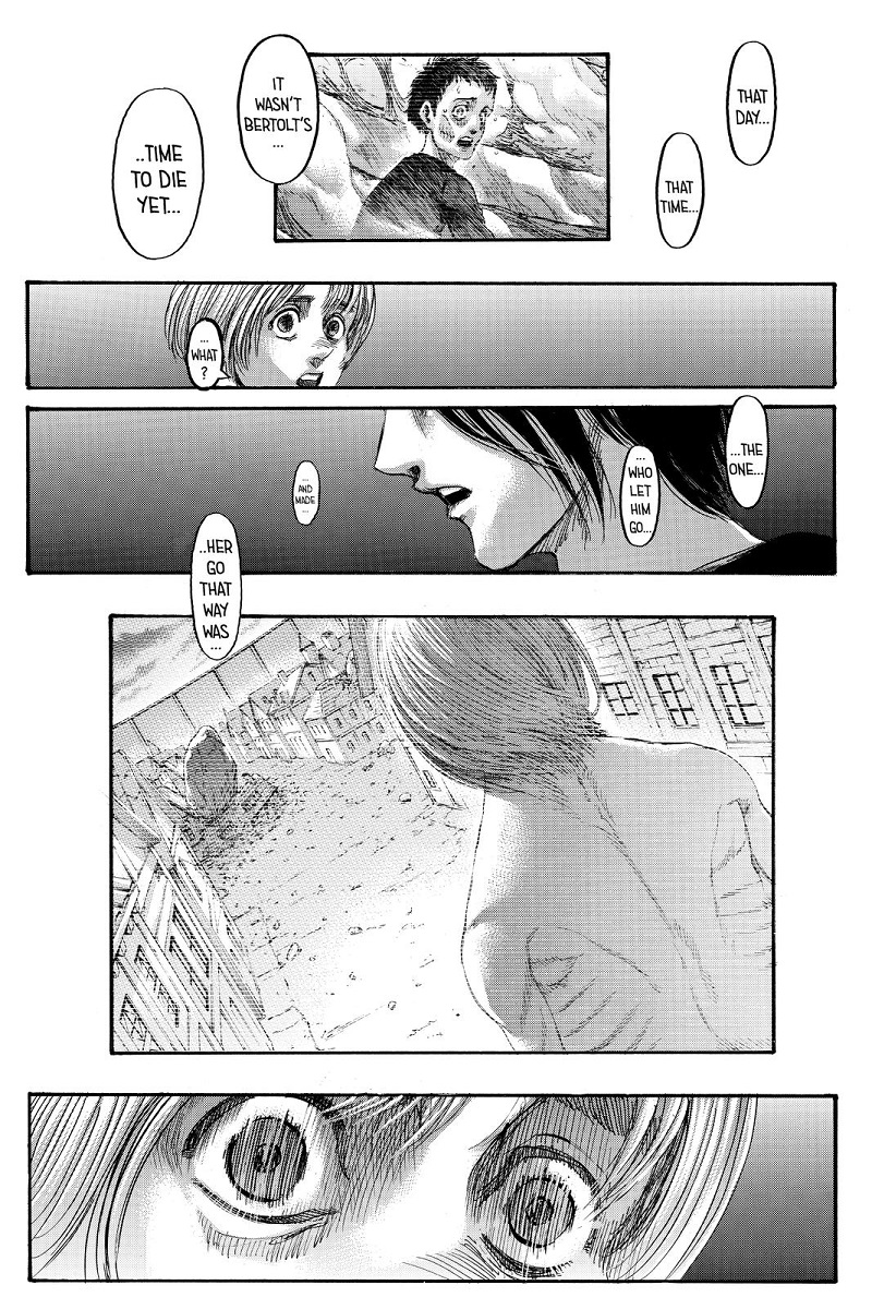 Attack on Titan Chapter 139 Page 10