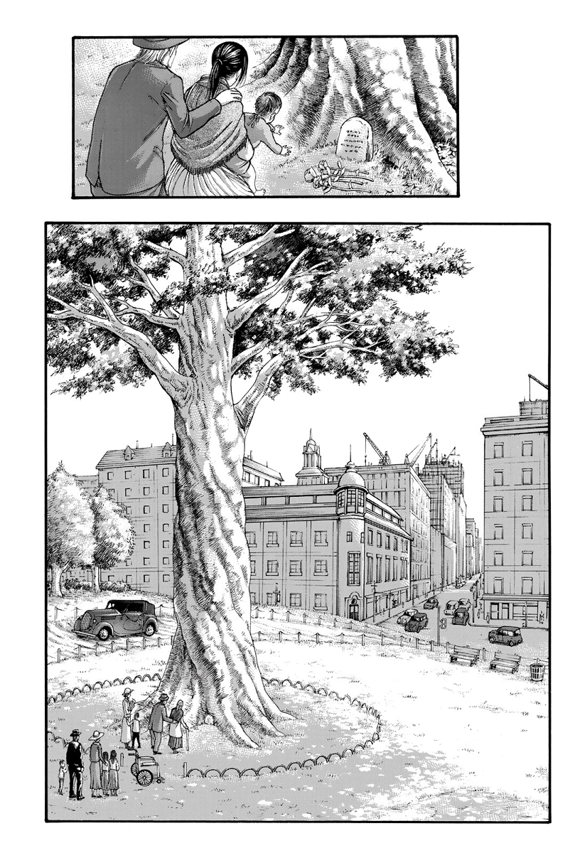 Attack on Titan Chapter 139 Page 52