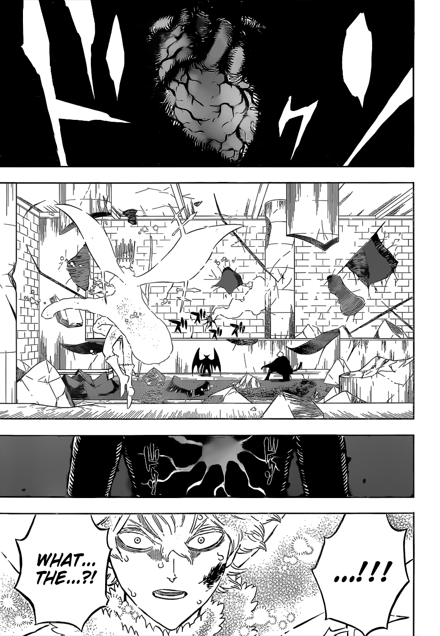 Black Clover Chapter 307 Page 4