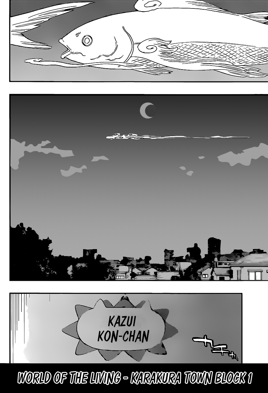 Bleach Chapter 686.5 Page 4