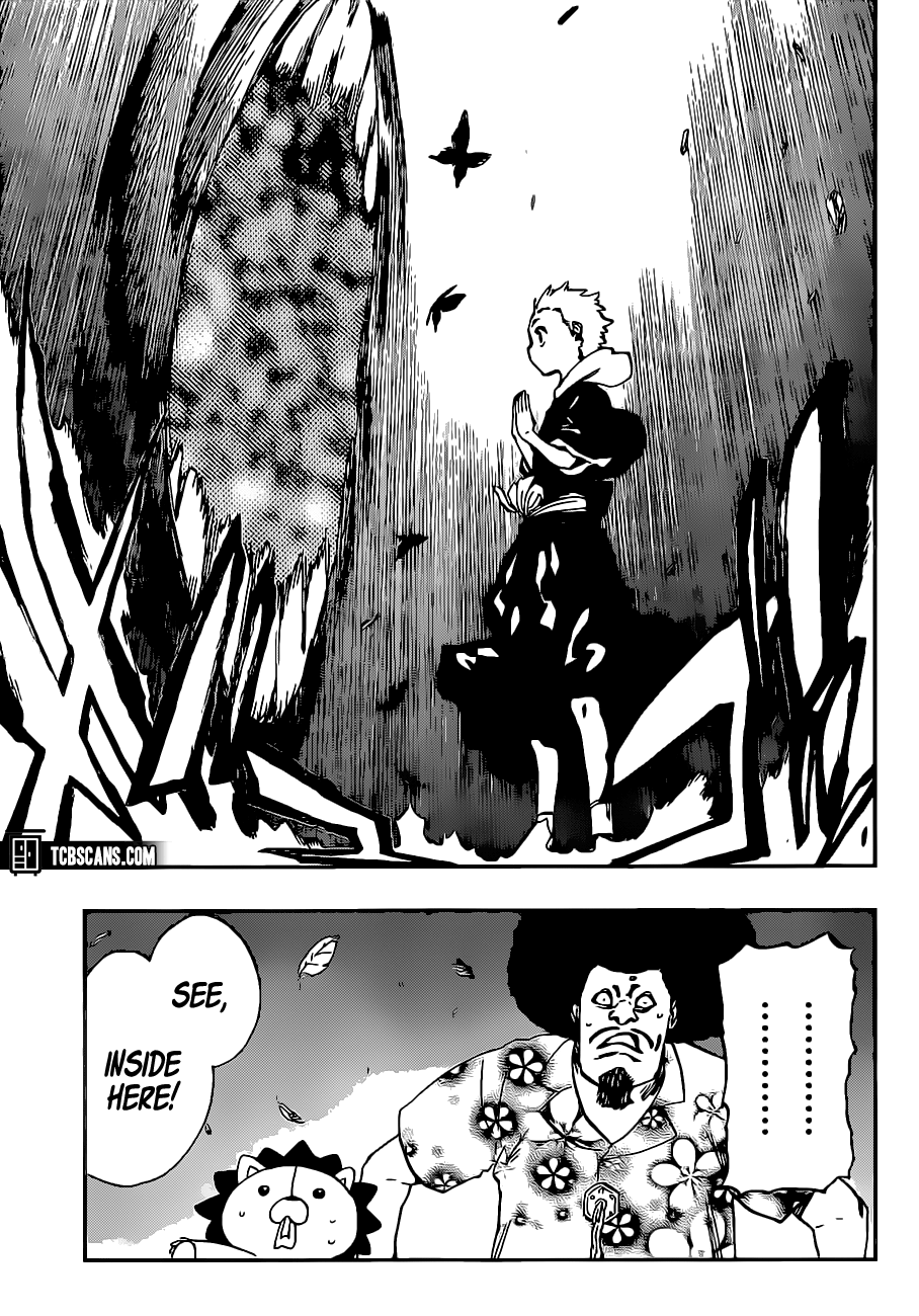 Bleach Chapter 686.5 Page 11