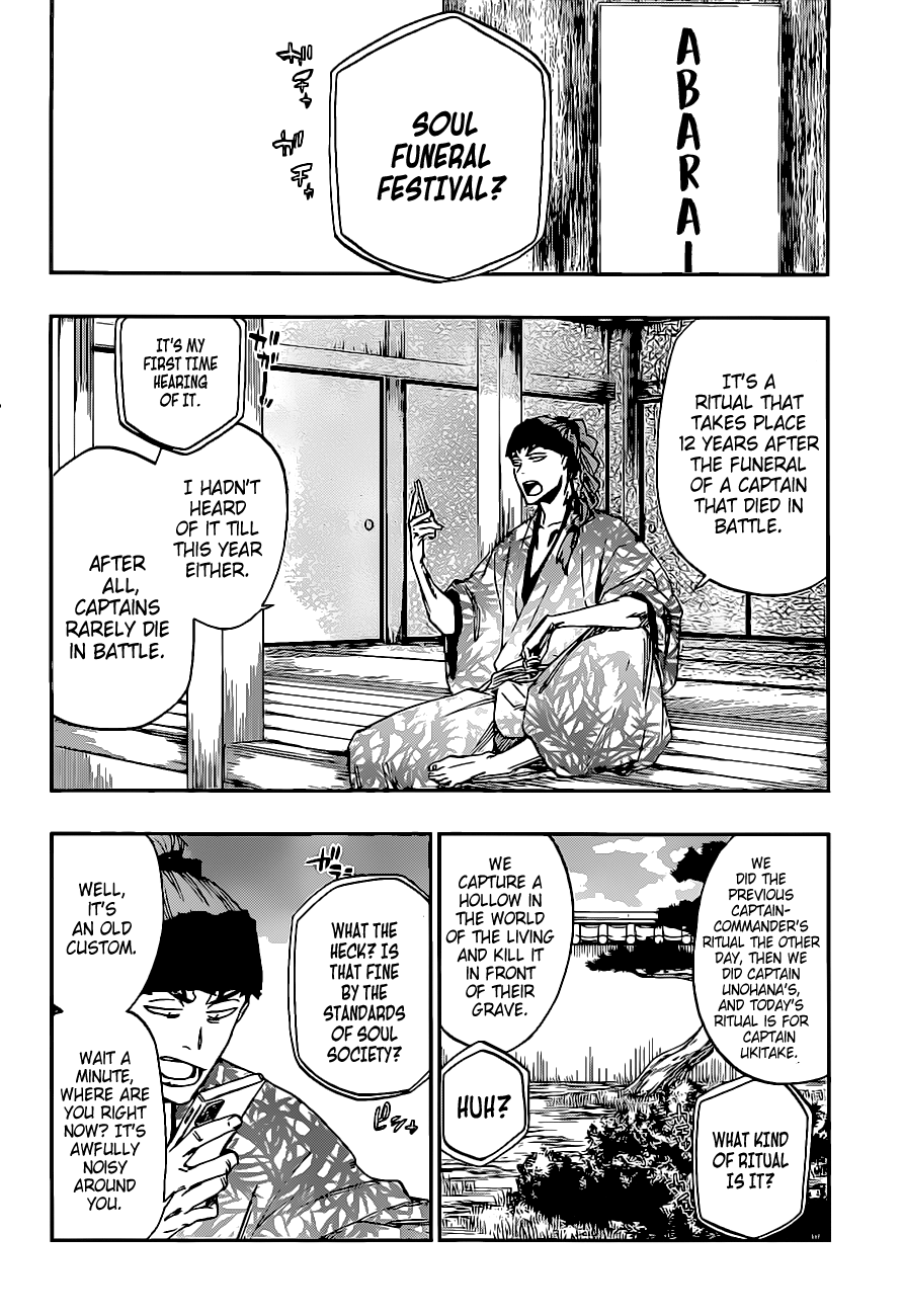 Bleach Chapter 686.5 Page 19