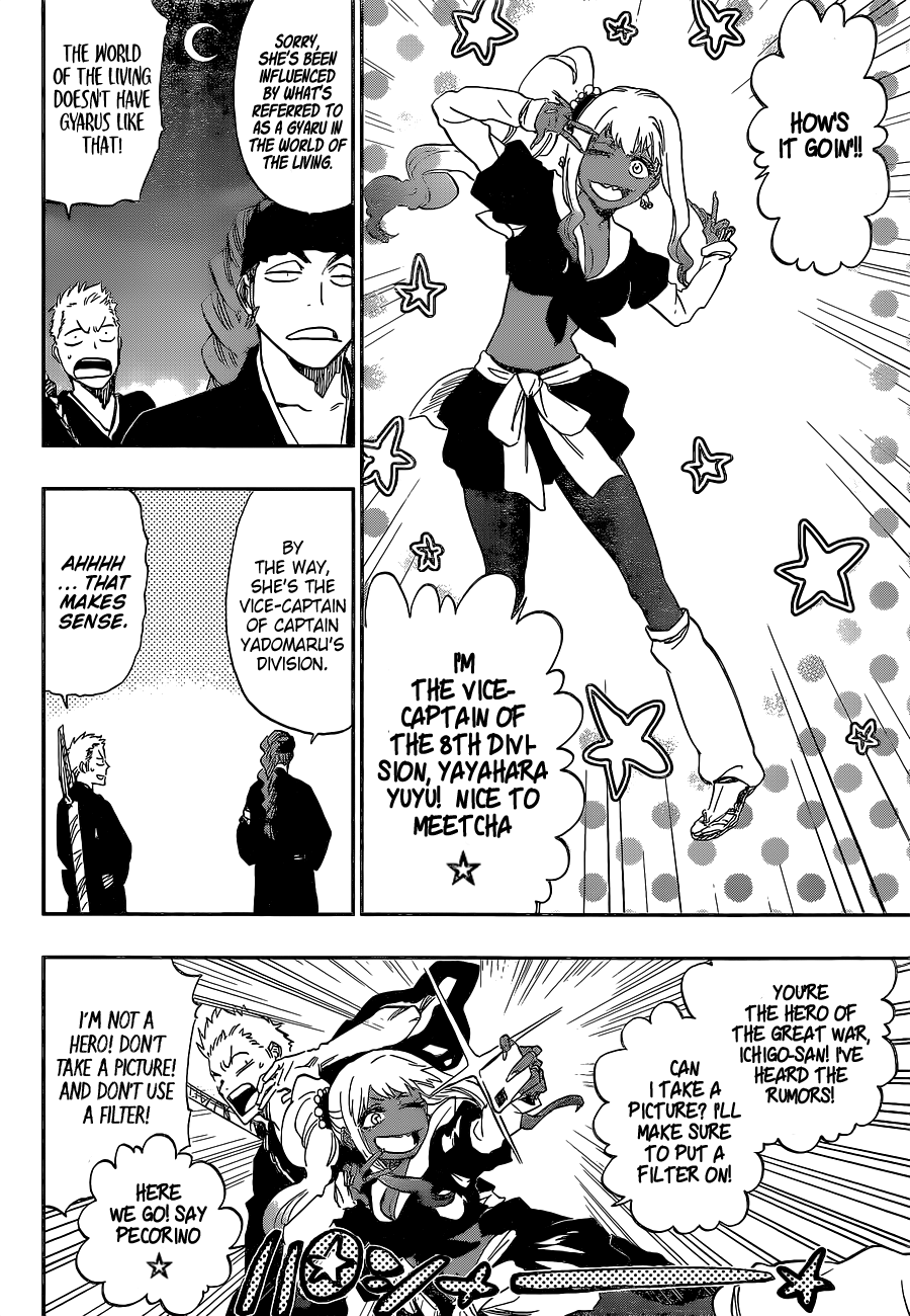 Bleach Chapter 686.5 Page 31