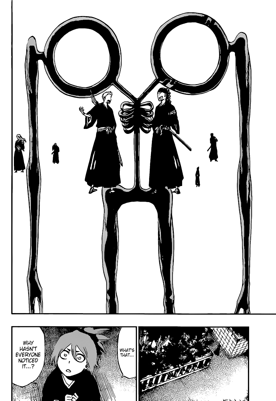 Bleach Chapter 686.5 Page 33
