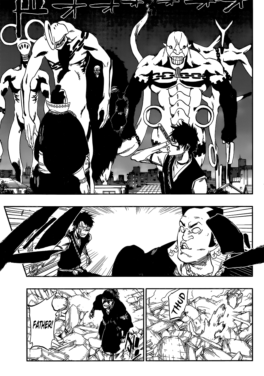 Bleach Chapter 686.5 Page 38
