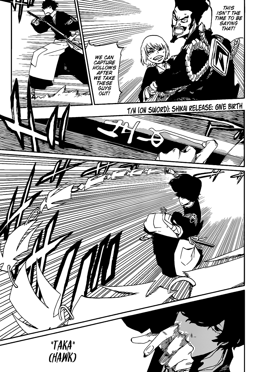 Bleach Chapter 686.5 Page 40