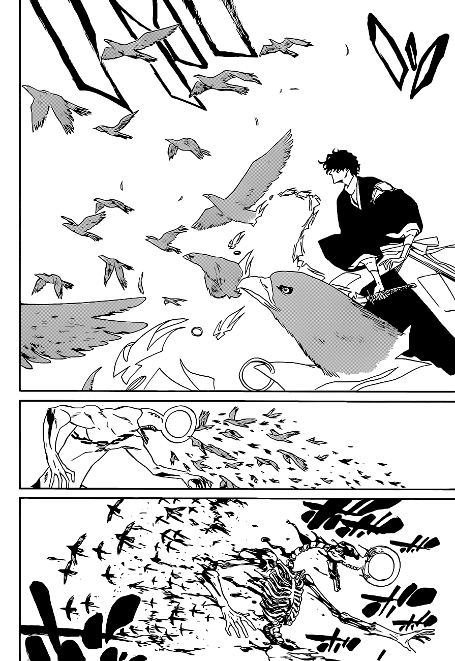 Bleach Chapter 686.5 Page 41