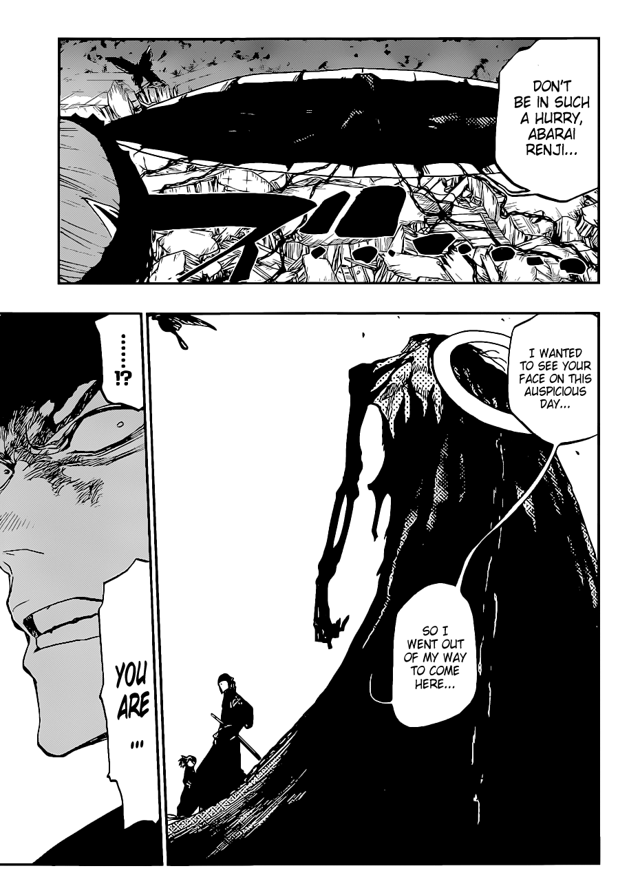 Bleach Chapter 686.5 Page 50