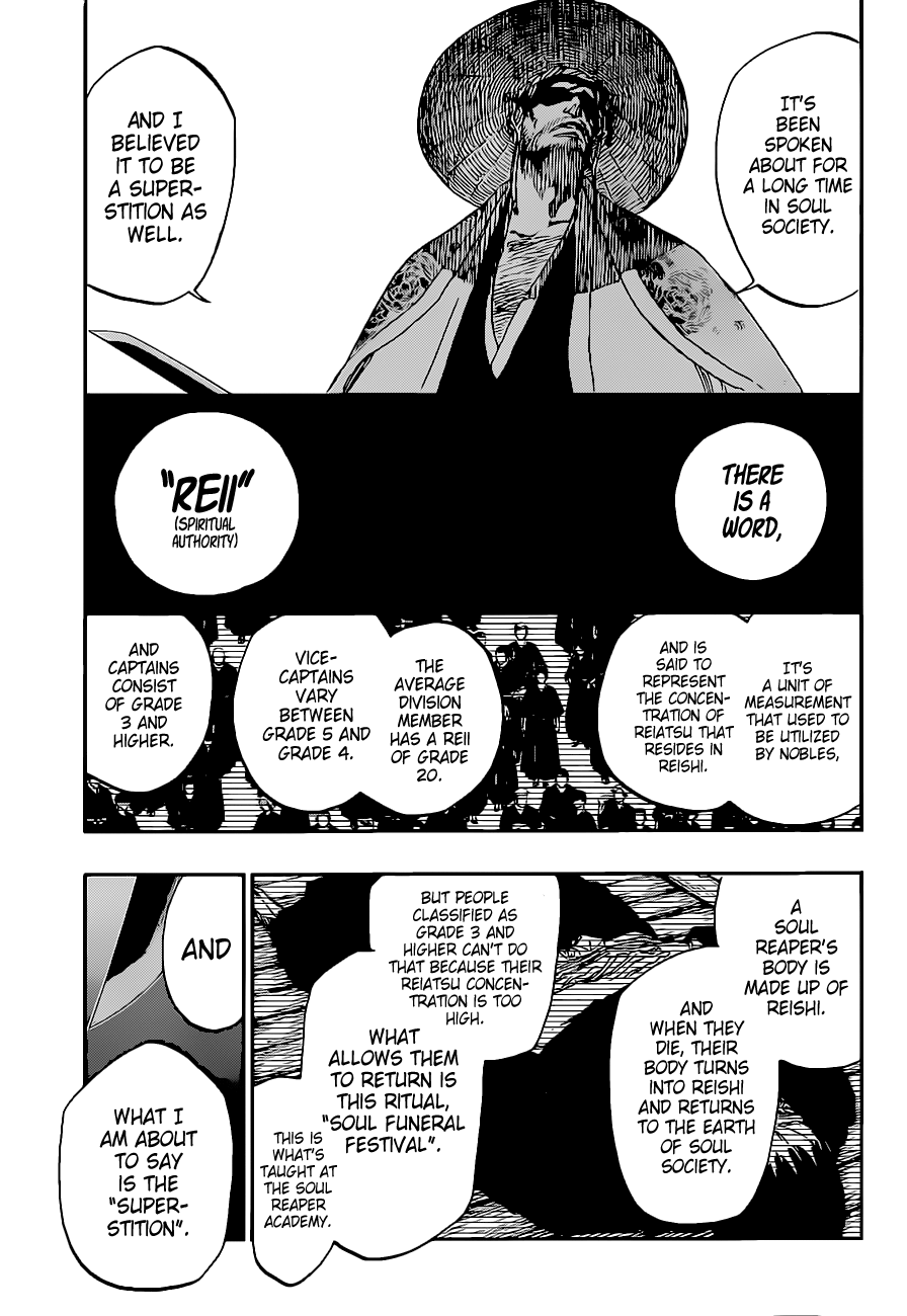 Bleach Chapter 686.5 Page 62