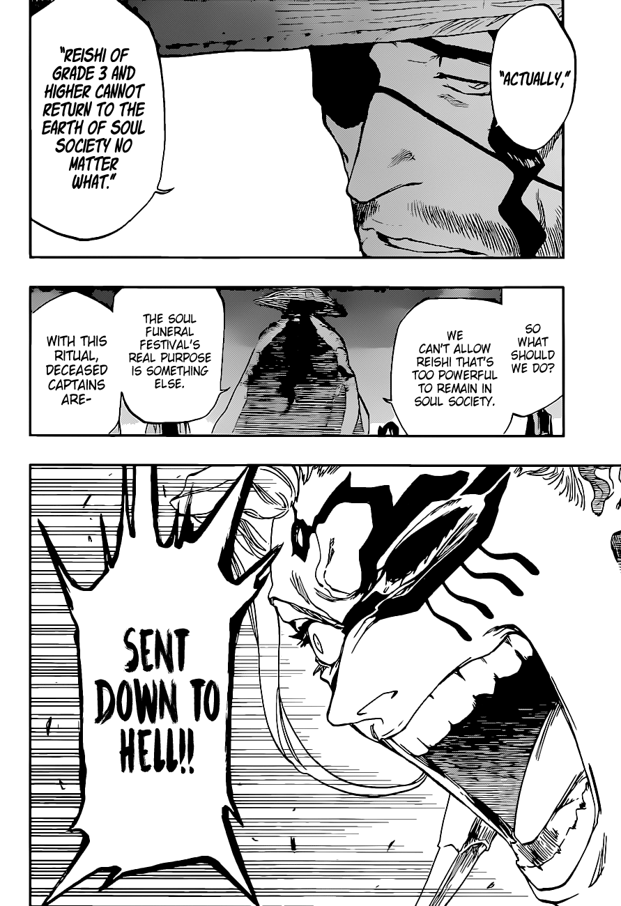 Bleach Chapter 686.5 Page 63