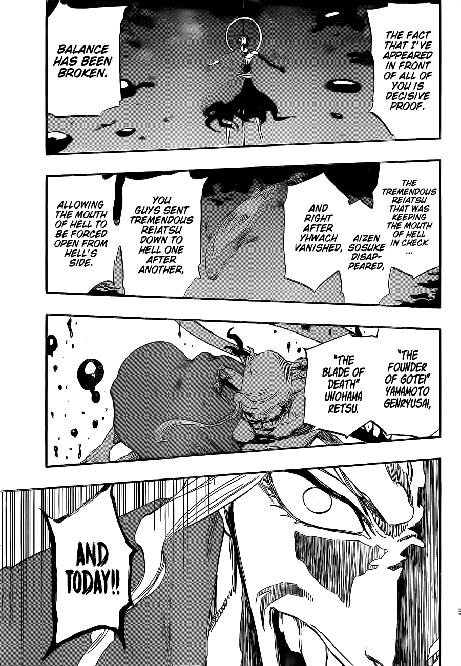 Bleach Chapter 686.5 Page 66