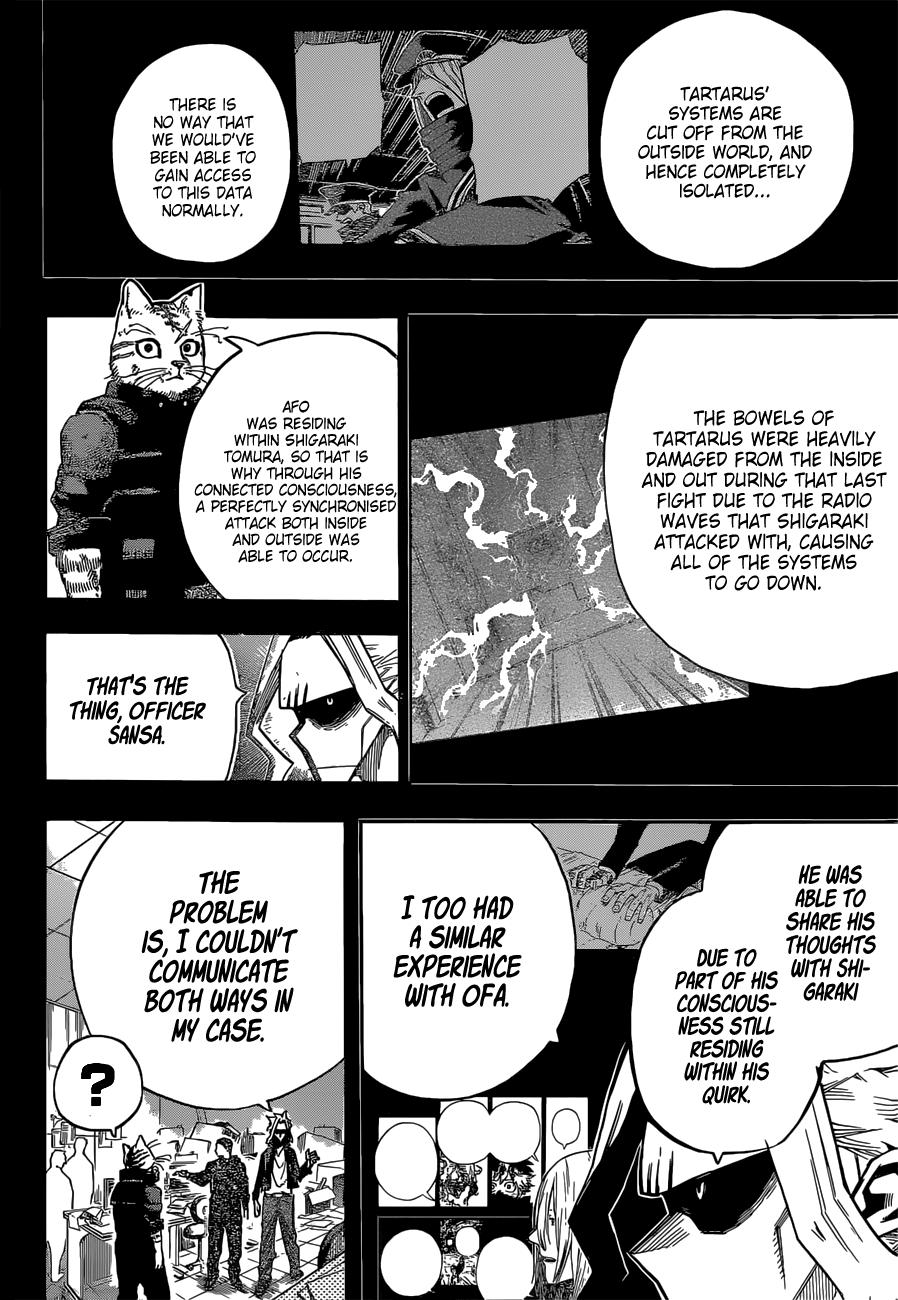 My Hero Academia Chapter 328 Page 9