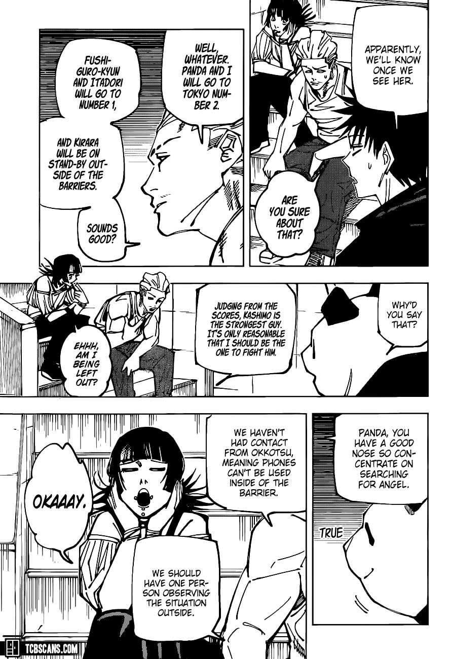 Jujutsu Kaisen Chapter 160 Page 13