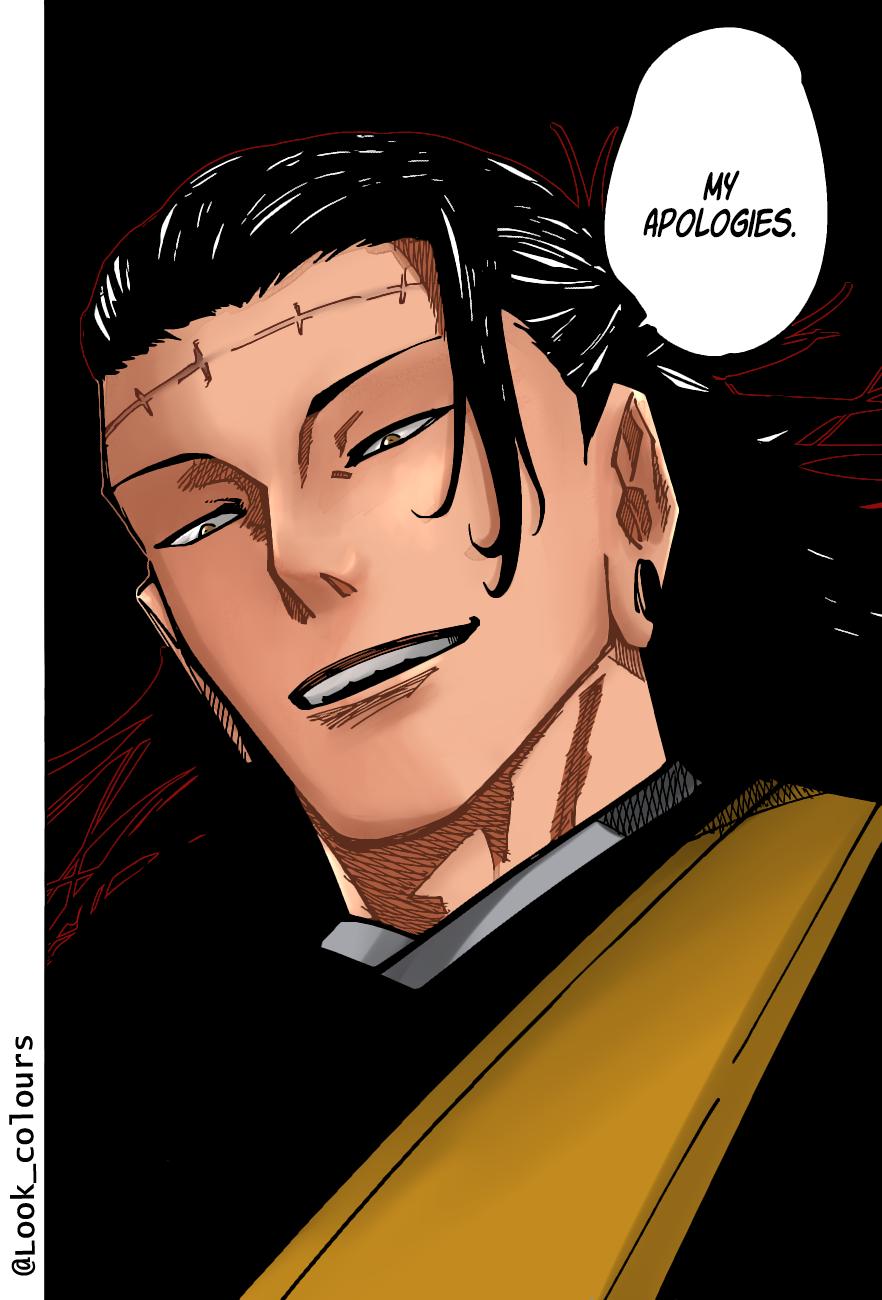 Jujutsu Kaisen Chapter 160 Page 18