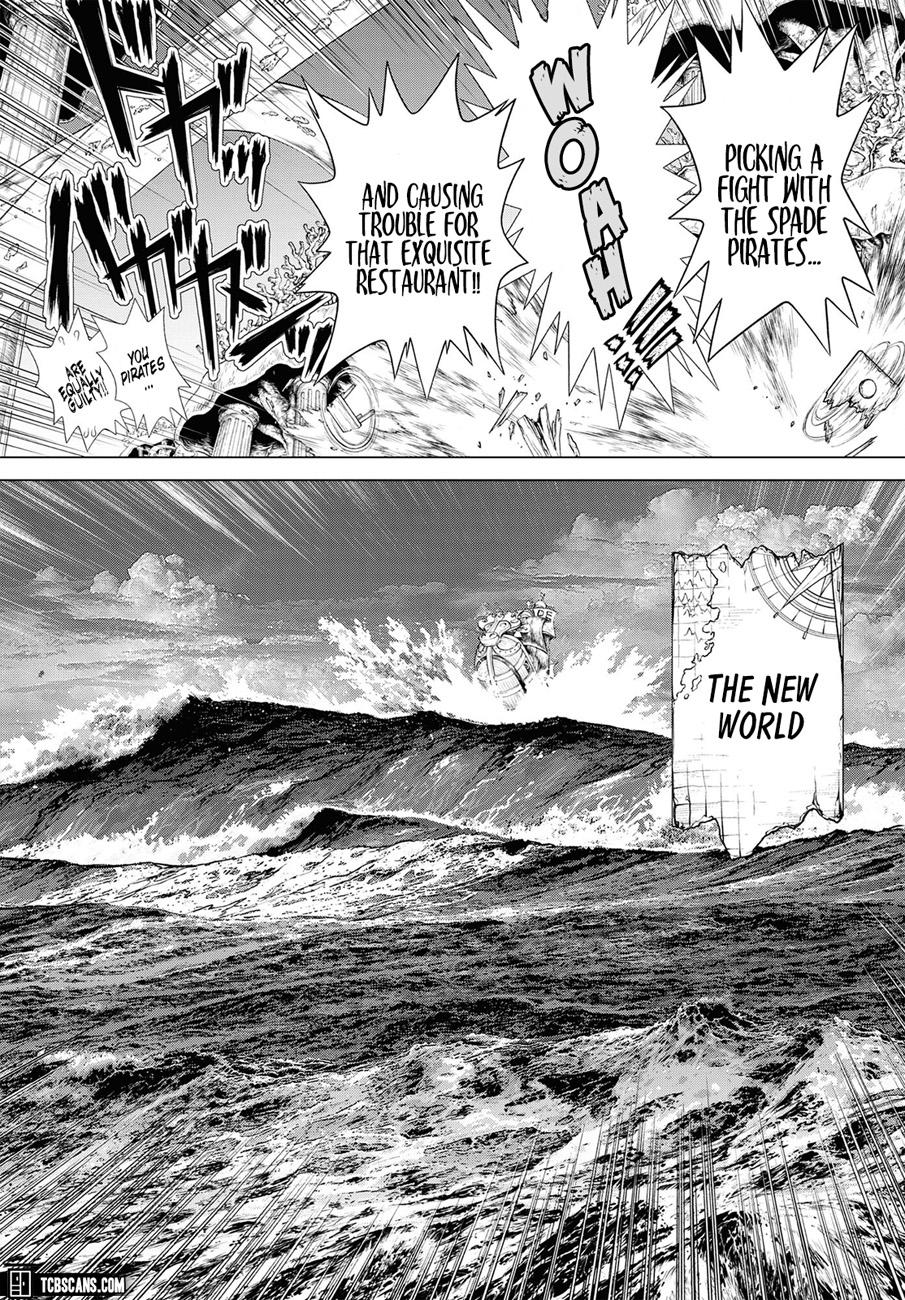 Ace Novel - Manga Adaptation Chapter 2 Page 16