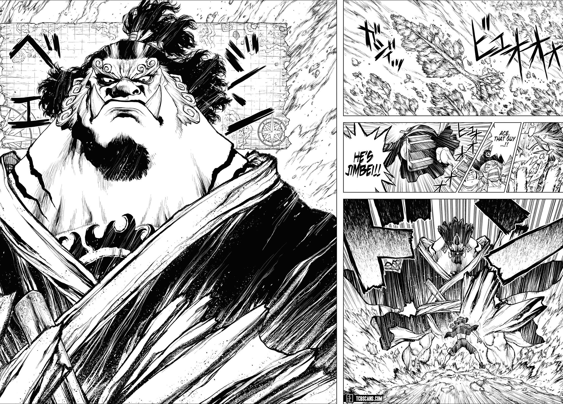 Ace Novel - Manga Adaptation Chapter 2 Page 28